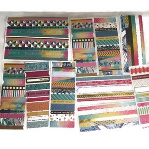 Office - Huge lot of planner and calendar stickers
